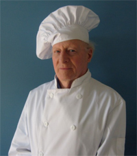 Chef Gerard (Gerry) Burg